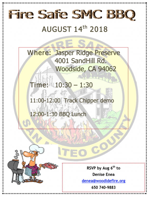 FSSMC Annual Barbecue 8/14/2018